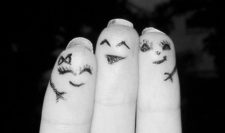 friendshipEverlasting Friendship, Best Friends, Friendship Friendship, Things, Fingers Art, New Friends, Popular Pin, Fingers Puppets, Finger Puppets