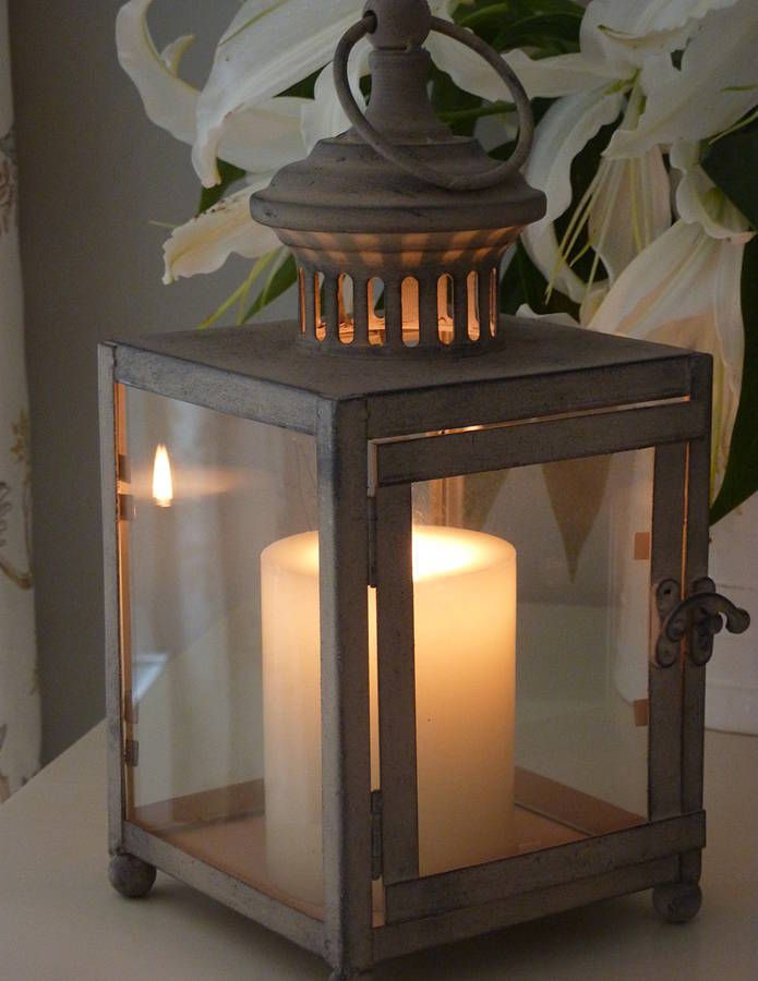 paris lantern by home scent | notonthehighstreet.com