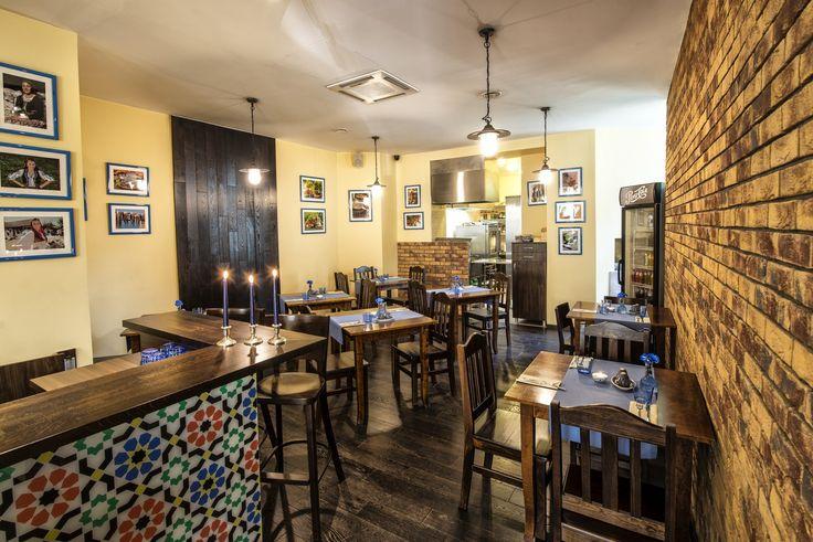Wnętrze naszej restauracji