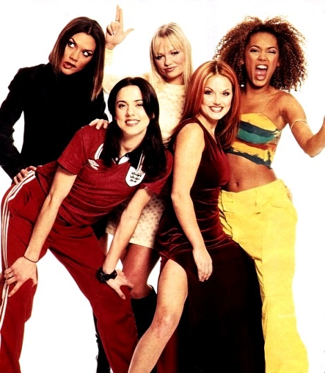 Spice Girls :: coolest group of girls EVER