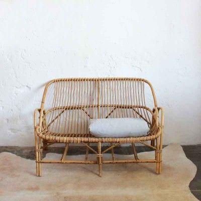 Vintage rattan sofa - copyright atelierdupetitparc.fr