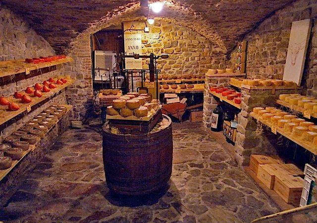 Cheese cellar | Flickr - Photo Sharing!