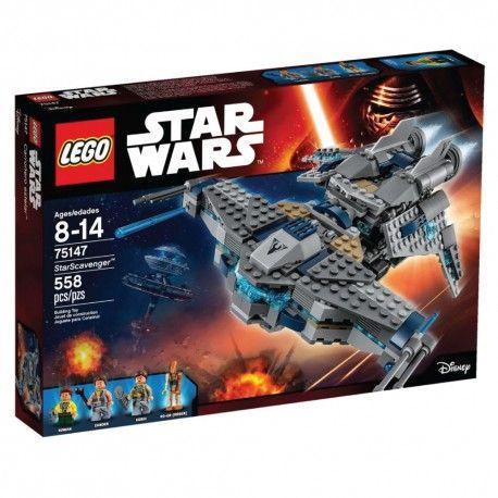 75147 lego star wars star scavenger
