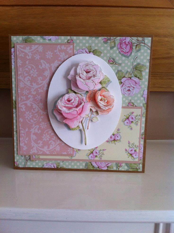 Einfach wunderschön, was man mit der tollen Cupcake Boutique Kollektion alles machen kann. Das Bastelzubehör für diese Karte findet ihr auf www.scraperia.ch. Viel Spass!