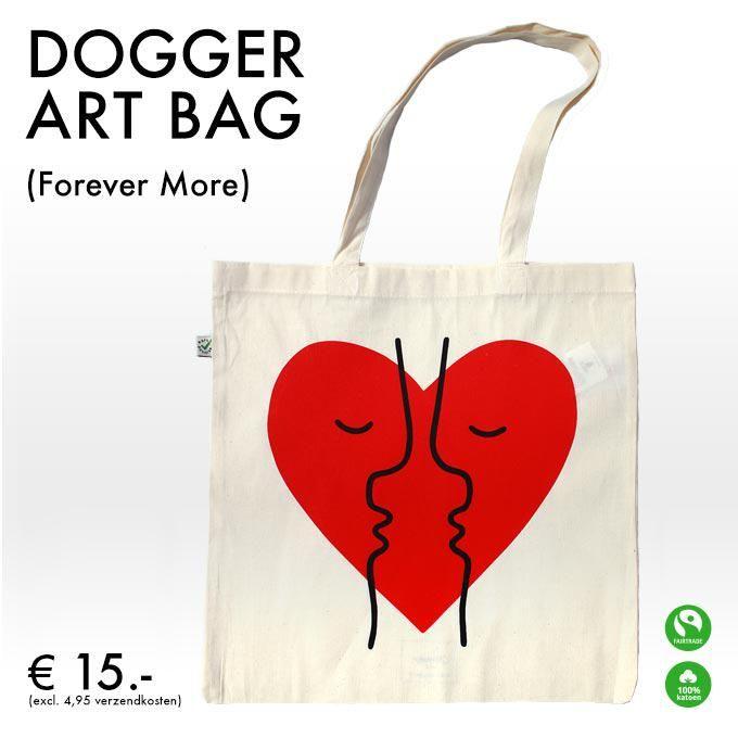 De enige echte dogger art Bag vanaf nu verkrijgbaar Hebben? Dat kan!  Bestellen via dm #dogger #artbag #earthpositive
