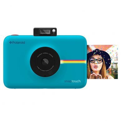 Polaroid Snap Touch Instant Camera Blue - Sam McCauley Chemists