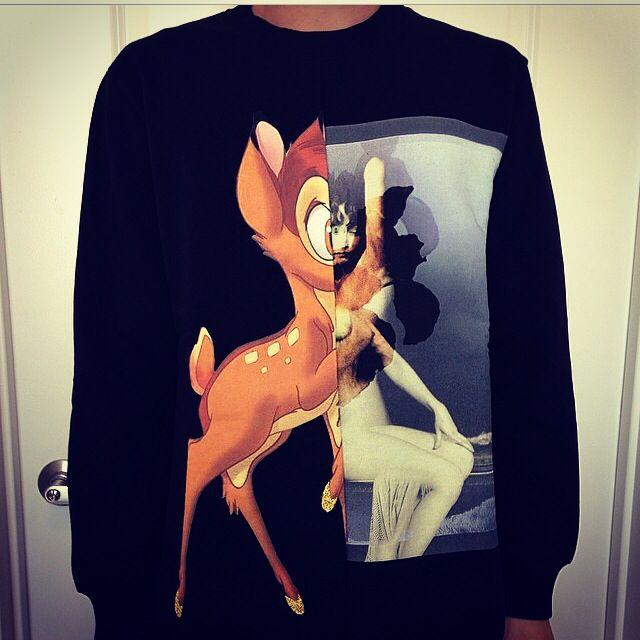 givenchy bambi #andylicia
