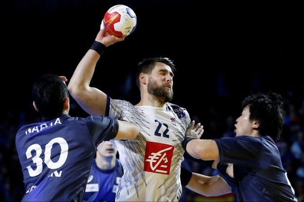 Blessé face au Japon, vendredi, Luka Karabatic a été contraint de déclarer forfait pour la fin du Championnat du monde..