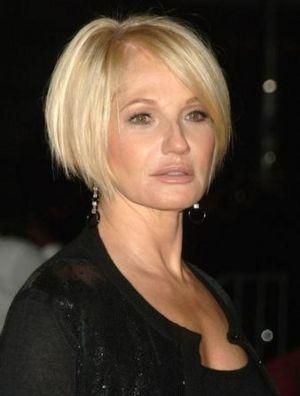 Hairstyles For Older Women With Fine Hair 79 best short hairstyles for thin fine hair on older women images on pinterest hairstyles hairstyle for women and hair Wedge Hair Cuts For Women Over Fifty Hairstyles For Women Turning 50