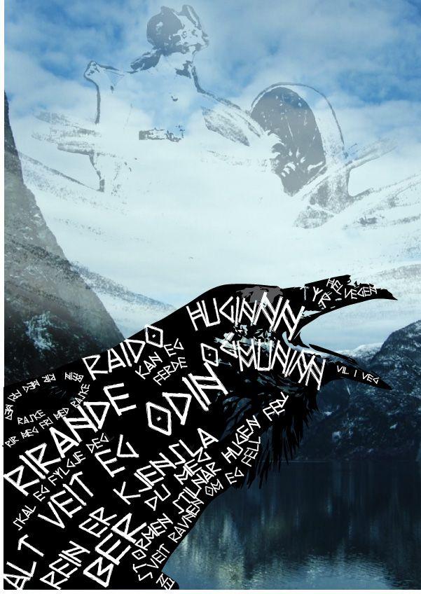 Vivian Franken - typografische poster