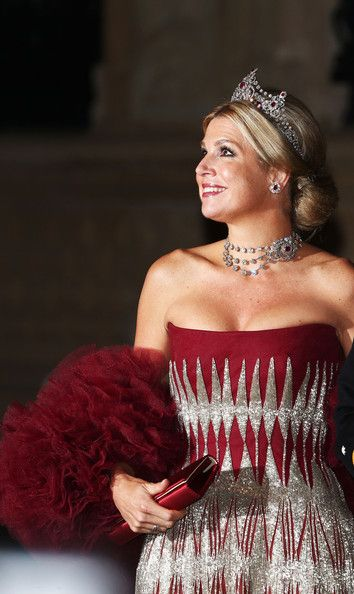 Princess Máxima of The Netherlands. Is she queen worthy or what?! #greetingsfromnl