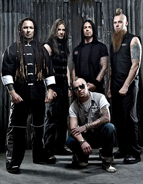 Five Finger Death Punch  x 2