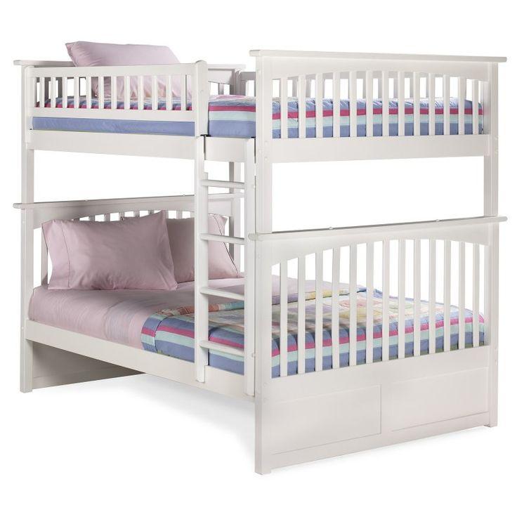 Atlantic Furniture Columbia Full over Full Bunk Bed - AB55532