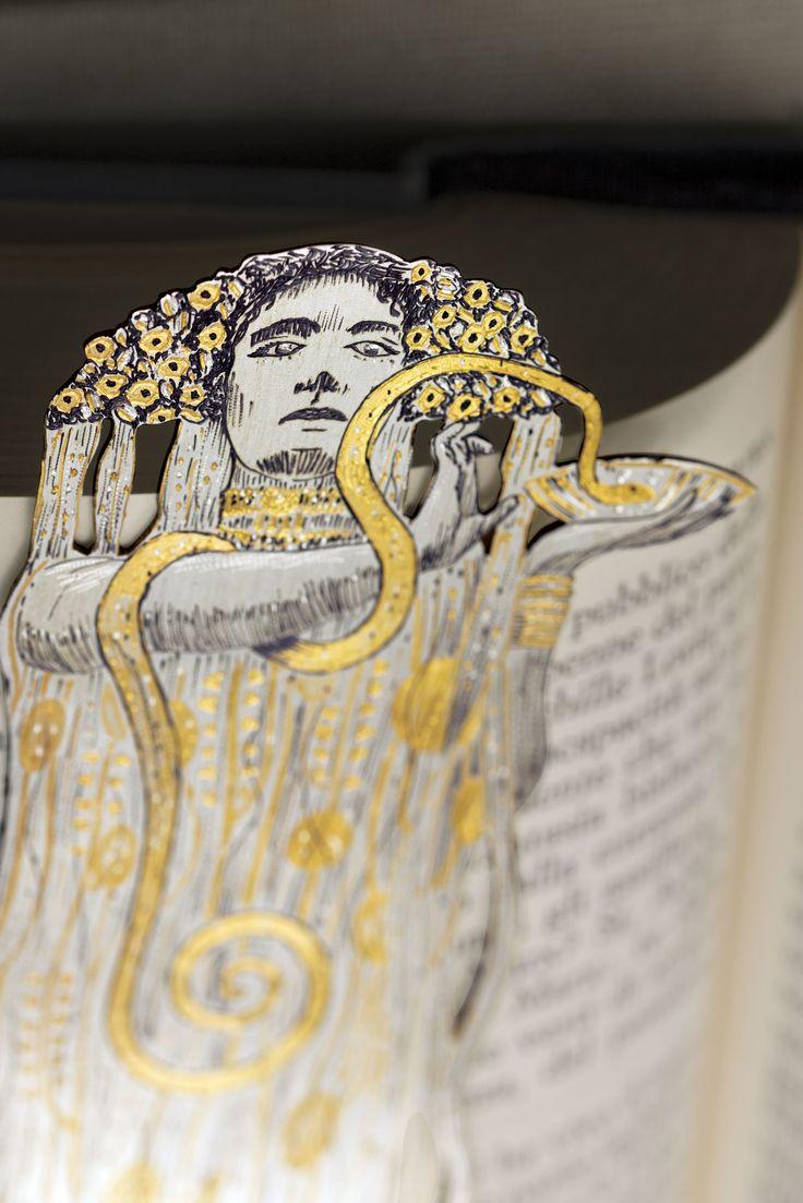Another piece inspired by Gustav Klimt