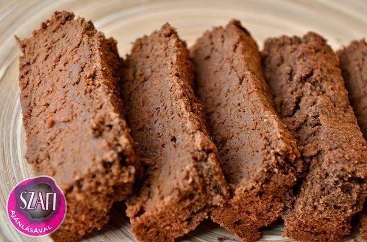 Brownie kenyér