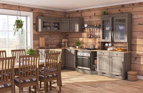 17 beste ideer om Hyttekjøkken på Pinterest  Kjøkken på landet ...