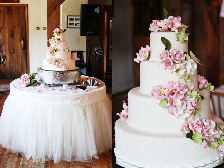 decorating wedding cake table with tulle 32 best cake table decor images on decor 13421
