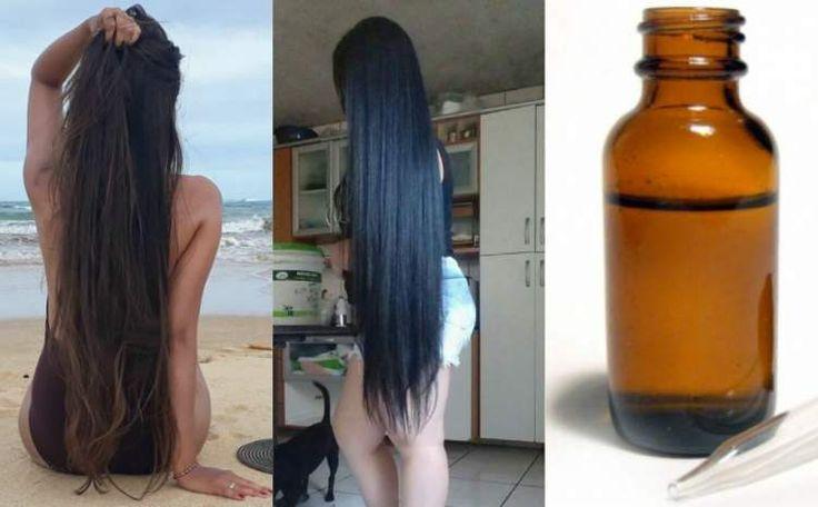 Aprenda fazer um poderoso tônico capilar caseiro para acelerar o crescimento do cabelo. Veja como conseguir um cabelão rápido com esse truque caseiro.