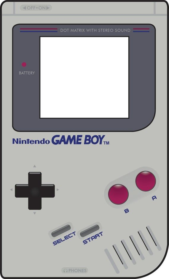Game Boy Photo Prop Frame Video Game Party Prop Nintendo Party Selfie Frame Photobooth Party Photo Prop Digital Download Printable In 2021 Gameboy Photo Frame Prop Video Game Party