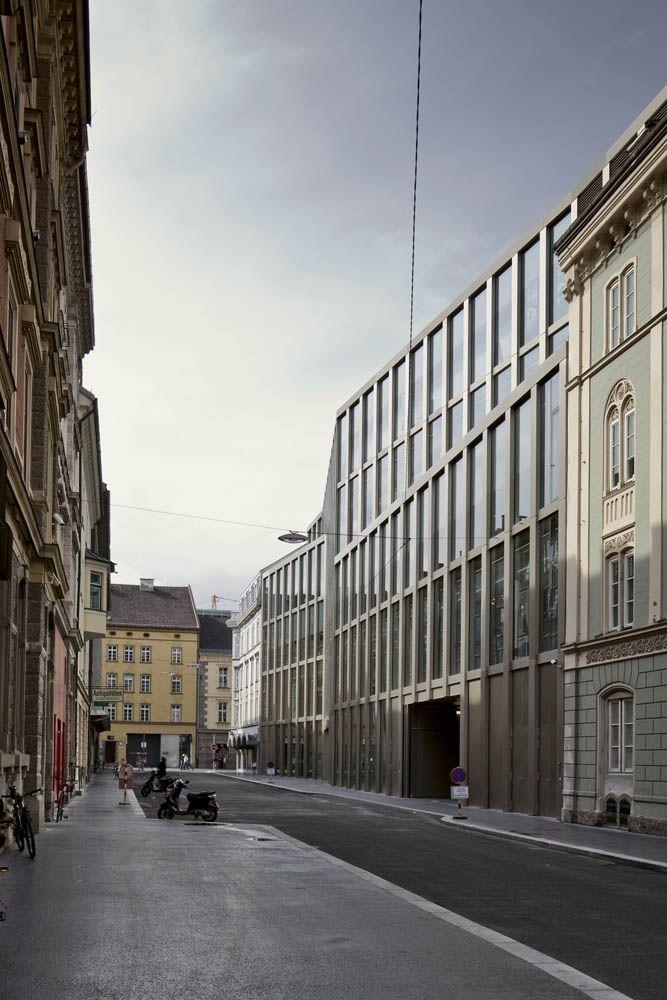 Kaufhaus Tyrol by David Chipperfield Architects