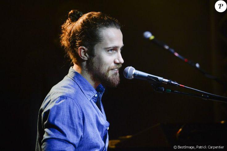 Exclusif - Julien Doré en concert à Paris le 05 octobre 2015 © Patrick Carpentier / Bestimage