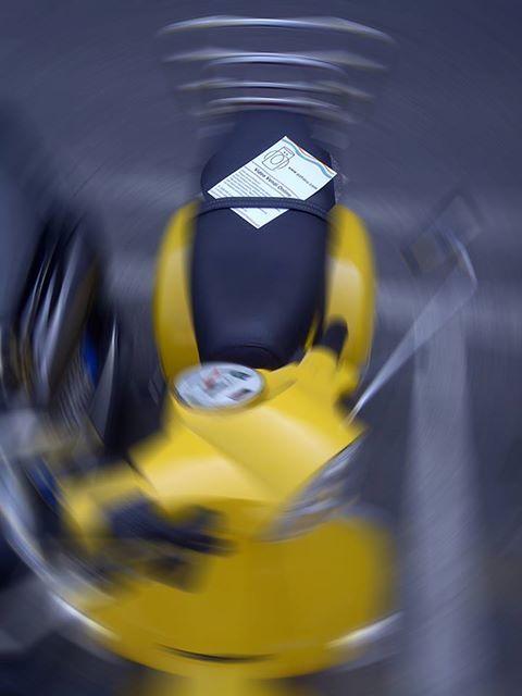 #yellow #vespa#flying