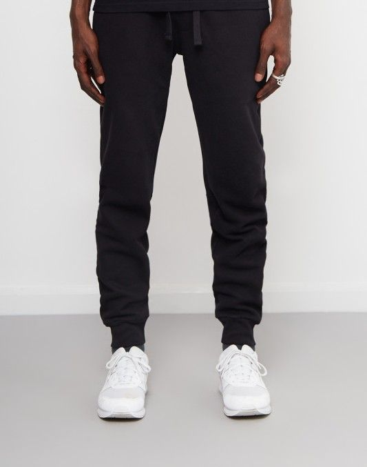 Barbour International Tread Joggers Black #StyleMadeEasy