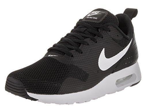 Nike Men's Air Max Tavas Black/White Running Shoe 9.5 Men US