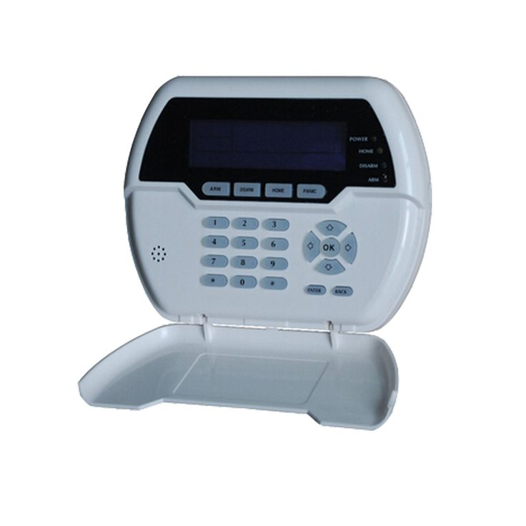 PB-502R Nice Design 868MHz Two-Way Keypad With LCD Backlight Remote Arm/Disarm 868MHz Alarme Maison