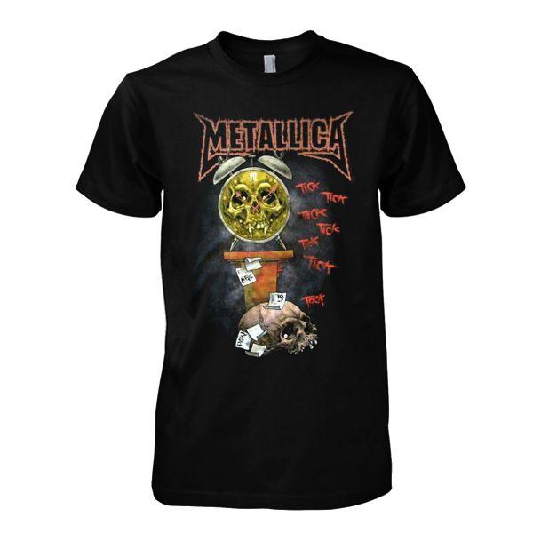 Metallica Tick Tick T-Shirt