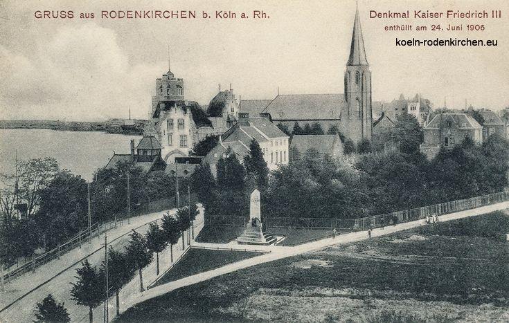 Ortseingang Rodenkirchen (1906-2014) Bootshäuser (1909-2014) - http://www.gaidaphotos.com/blog/2014/11/28/ortseingang-rodenkirchen-1906-bootshaeuser-1909/