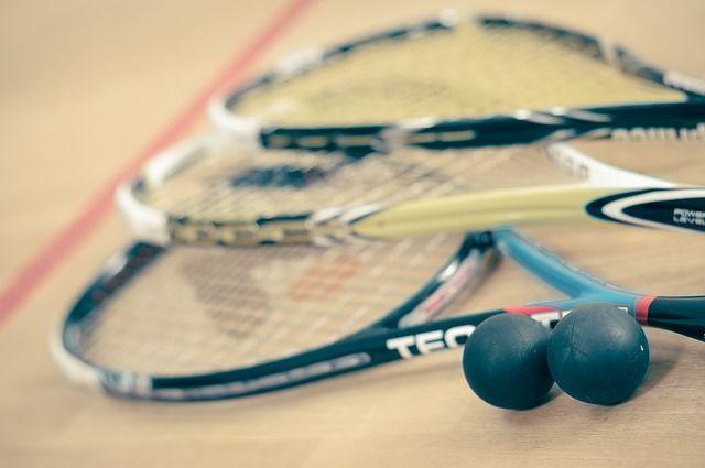 Squash, El Deporte, Hombre, Juego, Raqueta, Bola