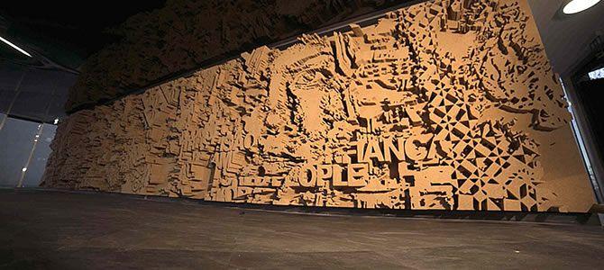 Prachtige kunst van kurk http://www.x6lifestyle.com/kurk-materiaal-ongelooflijk-wat-je-er-allemaal-mee-kunt-doen/