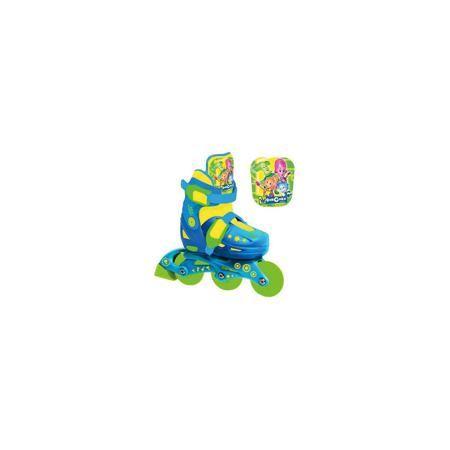 """- Роликовые коньки с пластиковой рамой, Фиксики  — 3299р. ------ Удобные детские раздвижные ролики """"Фиксики"""" идеально подходят для комфортного и безопасного катания Вашего ребенка. Их вполне могут использовать как малыши, которые только учатся роликовому спорту, так и дети постарше. Ролики выполнены в стиле популярного мультсериала """"Фиксики"""" и украшены изображениями всем знакомых персонажей.   Жесткий ботинок со съемным внутренним сапожком обеспечивает удобство и безопасность во время…"""