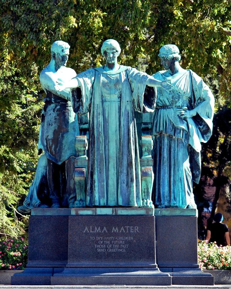 Alma Mater. University of Illinois. Urbana IL