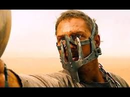 Hypervigilant. Connected in Survival Mode. Tom Hardy in Mad Max