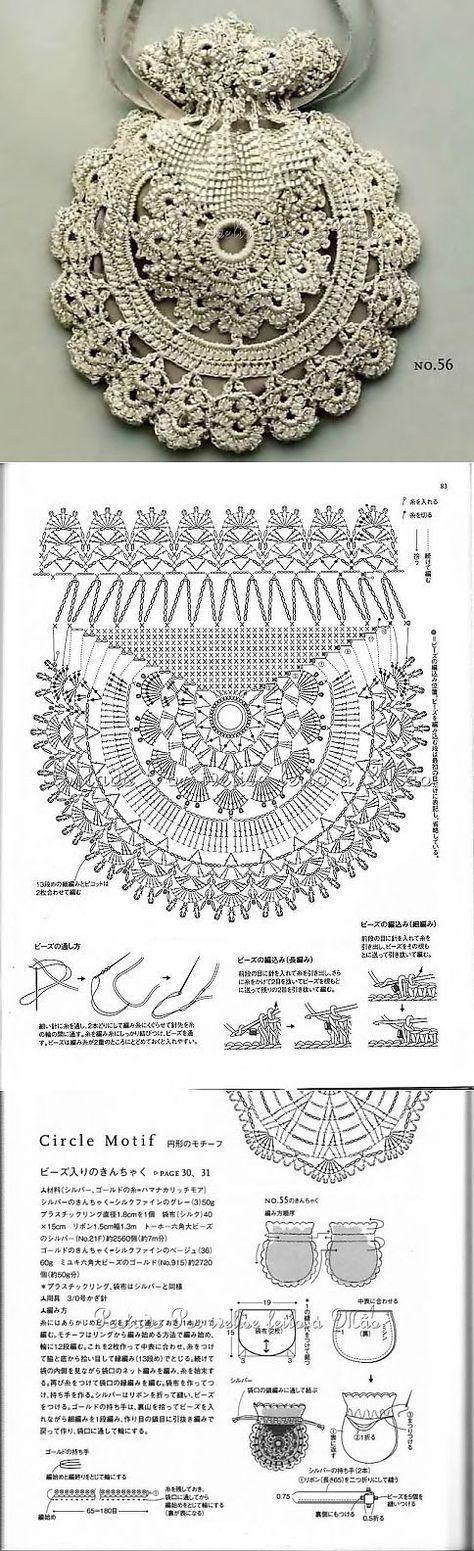 Irish  crochet  lace  motives / Motywy koronki irlandzkiej                Setki darmowych wzorów - ZAPRASZAM