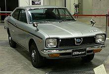 Colann's 1975 Subaru