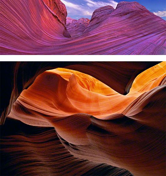 Canyons by Peter Lik
