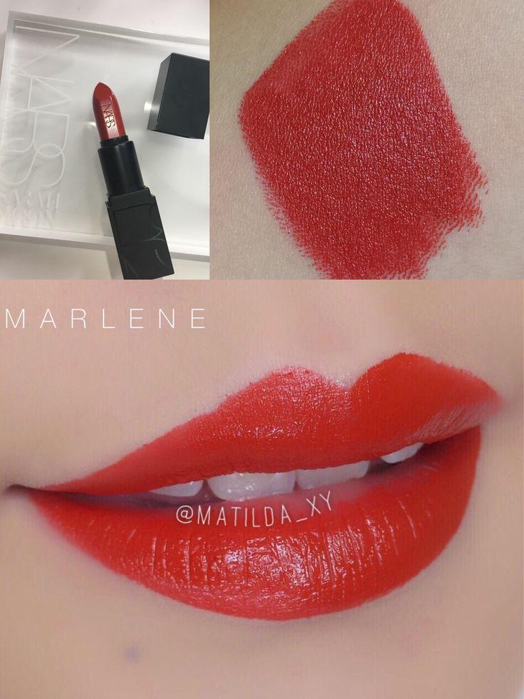 Sarah Moon for NARS Audacious Lipstick Coffret