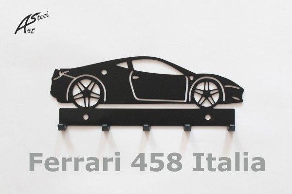 Wieszak na klucze Ferrari 458 Italia