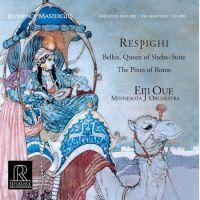 OTTORINO RESPIGHI (1879-1936): RESPIGHI: I Pini di Roma-Queen of Sheba LP 200 Gr.