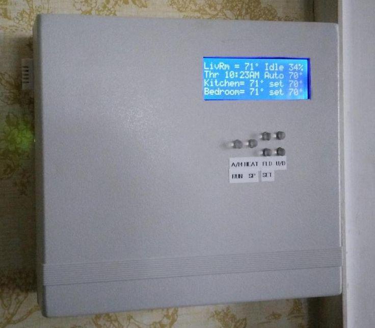 Eccezionale The 25+ best Arduino thermostat ideas on Pinterest | Arduino based  JL68