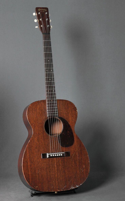 Can martin vintage guitar