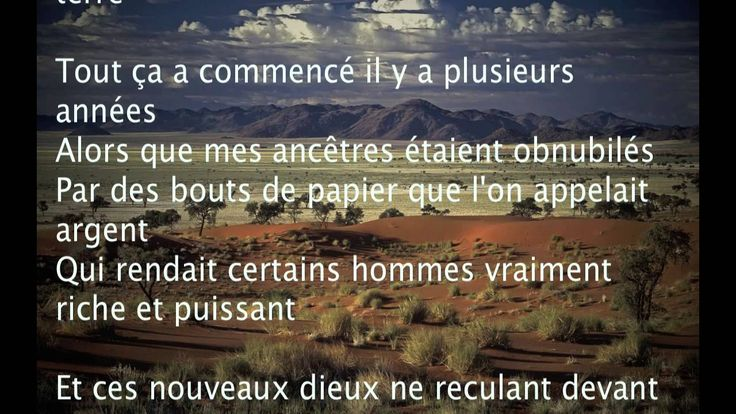 Plus rien - Les Cowboys Fringants Paroles (Lyrics)