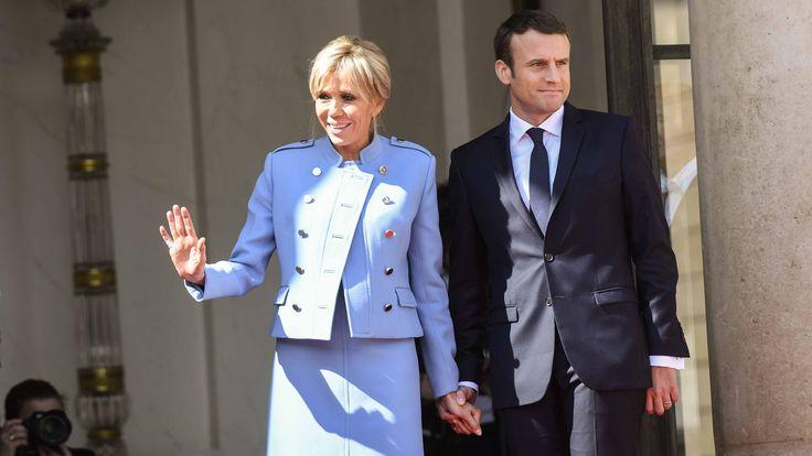 Le couple Macron va s'installer à l'Elysée cette semaine