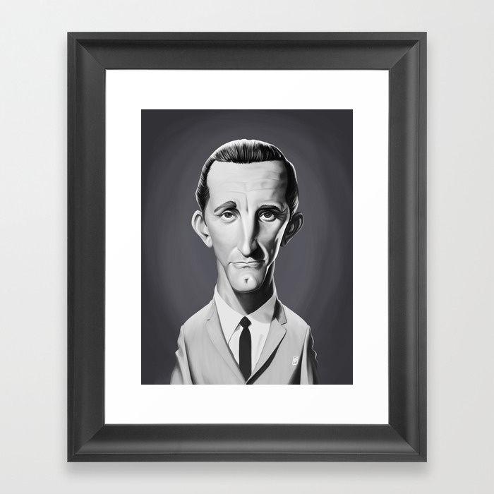 Kirk Douglas art   decor   wall art   inspiration   caricature   home decor   idea   humor   gifts