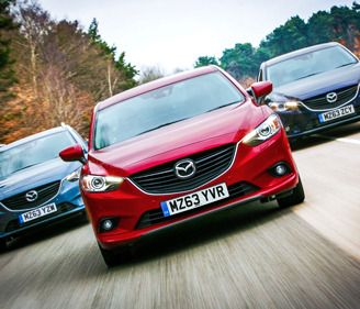 Business fleet managers who have chosen Mazda models are getting great value for money with predicted residual values (RV) at the critical three-year/60,000-mile benchmark seeing a major boost.