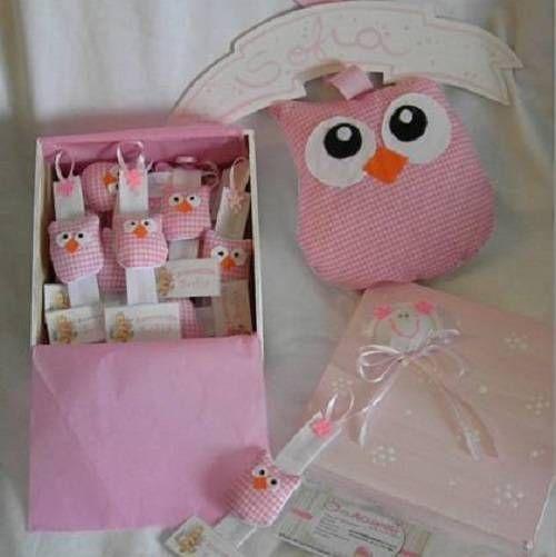 20 souvenirs + caja + cartel personalizado de nacimiento -50% - 01: