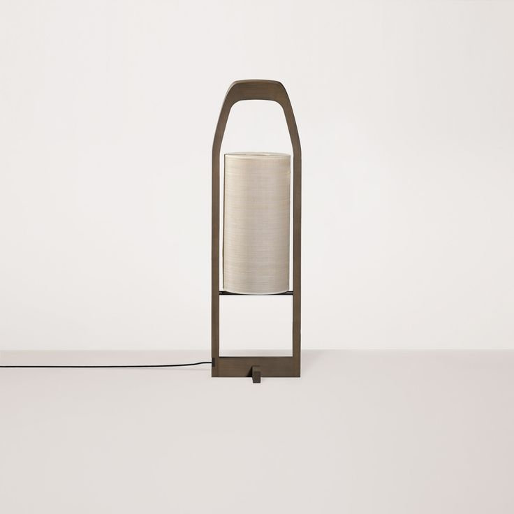 KOBE Large floor lamp by Bruno Moinard